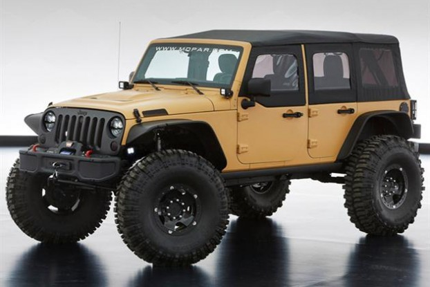 2013 Easter Jeep Safari