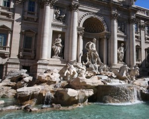 Courtsey - http://www.stockvault.net/photo/143168/trevi-fountain