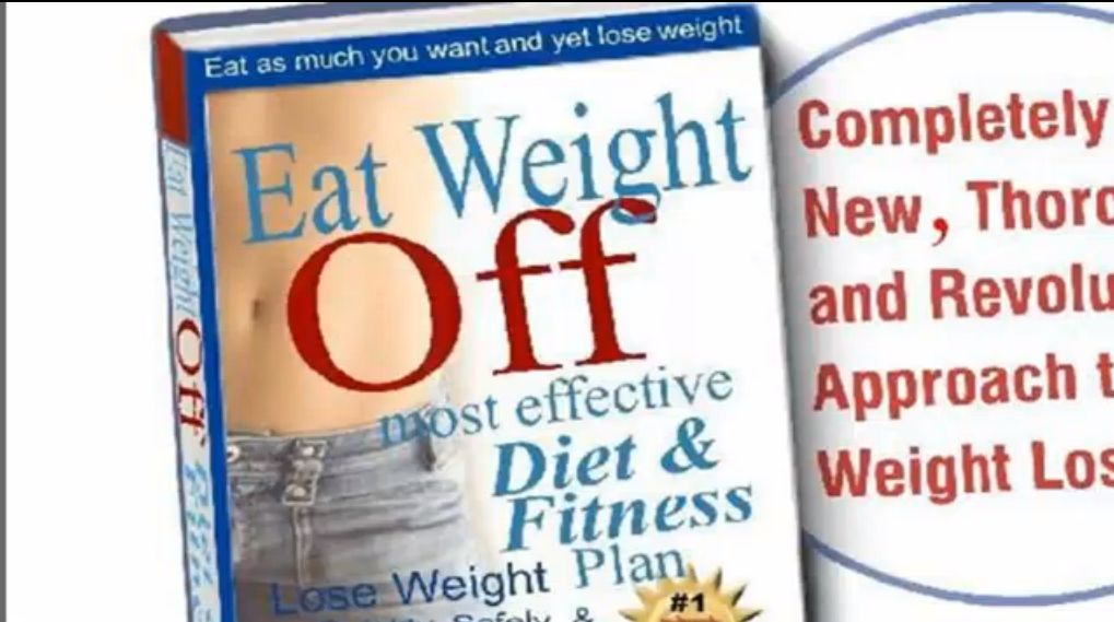 Eat Weight Off book