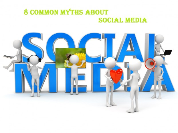 The Myths About Social Media