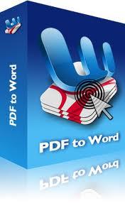 Method of Converting PDF to Word