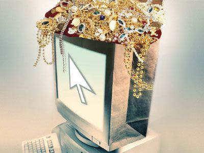 How The Internet Changed Jewelry Marketing
