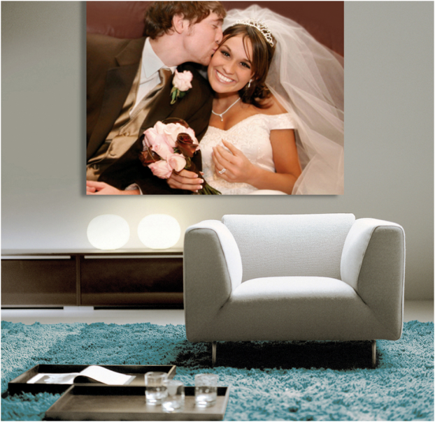 How To Beautify Your Wedding With Pictures On Canvas