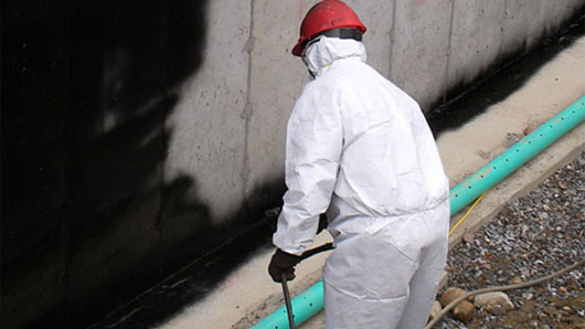 Preventing Moisture Infiltration On Masonry Walls Through Air Barrier System