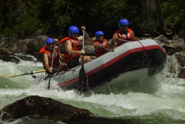 The Best Rivers To Raft By Skill Level
