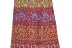 How To Wear Wrap Around Skirts
