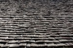 Wooden roof - Shutterstock