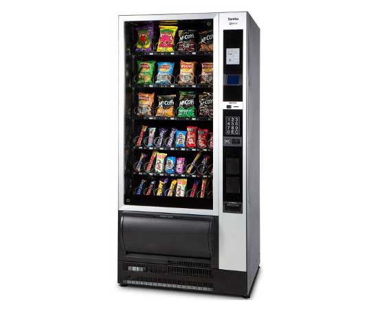 5 Top Reasons Of Using A Vending Machines In Small Business