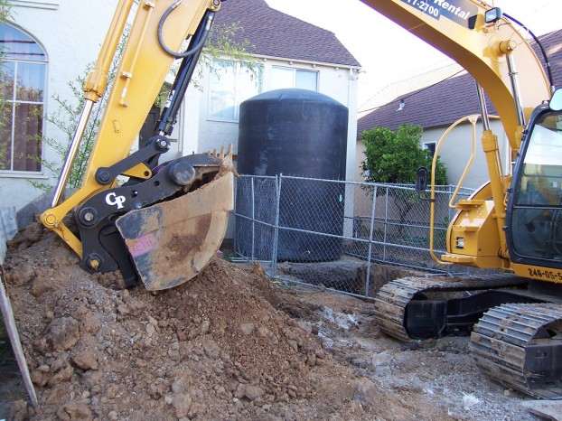 The Benefits Of Constructing A Backyard Storage Tank
