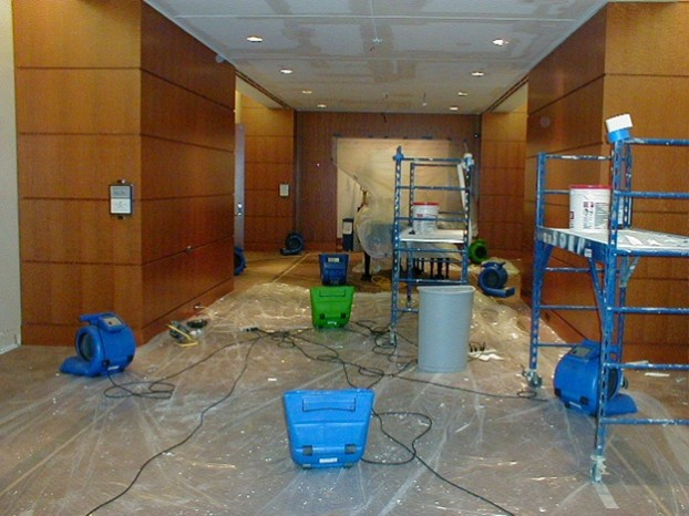 Water Damage Repair - 3 Phases To Property Restoration