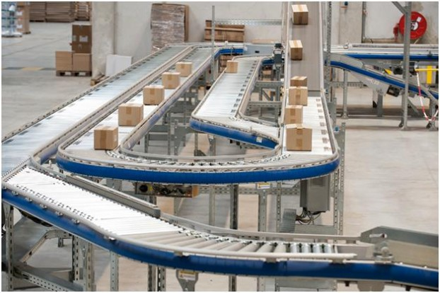 Conveyor Line Sections