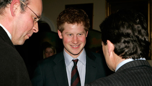 Prince Harry's Mobile Phone Hacked