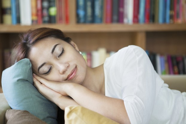 The importance of napping - Shutterstock