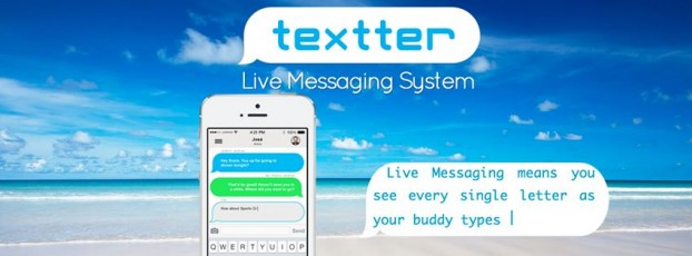 Textter: A New Approach To Texting