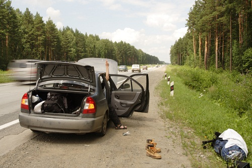 Road Safety Tips – Are You Prepared For Your Car Breaking Down On The Highway?