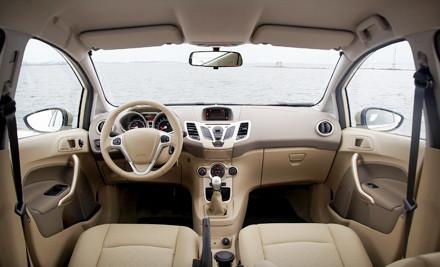 Interior Detailing On Luxury Cars