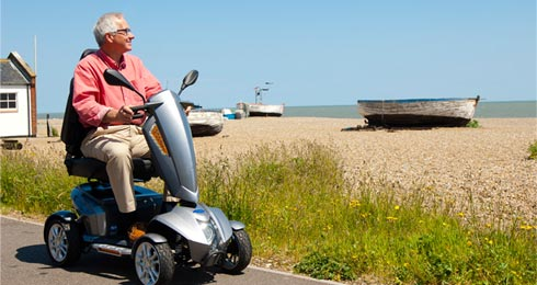 Things To Consider When Buying A Mobility Scooter