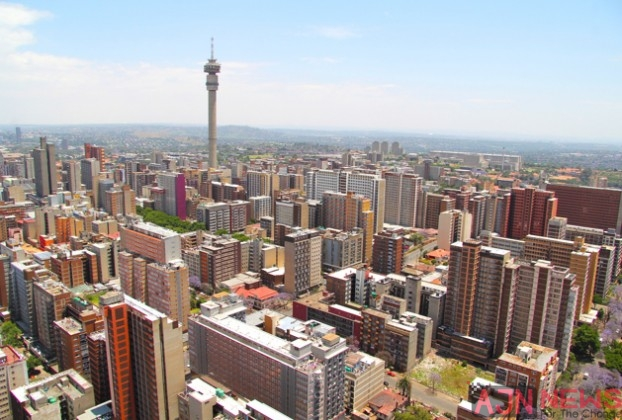 Living, Travelling and Working In The City Of Gold, Johannesburg