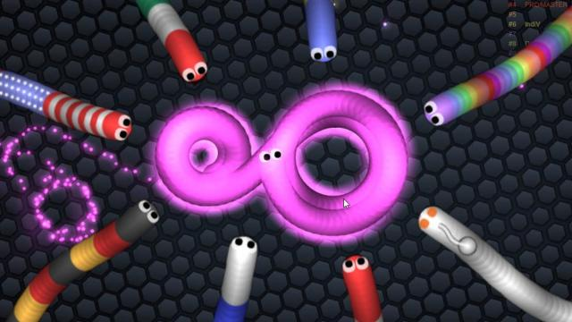 Enjoy Slither Games With Full Of Enjoyment- The Ever Popular Game