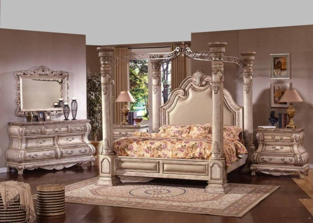 A Couple Of Choices To Make In Bedroom Sets At Furniture Stores Butler