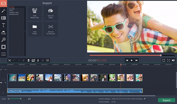 Movavi Video Editor: User-Friendly Yet Powerful