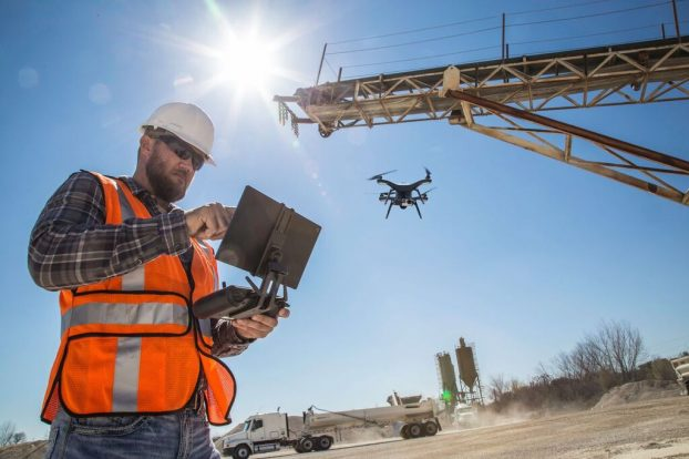 Drone Technology In The Construction Industry