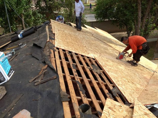 When should plywood be used in roofing ajn news for What to use for roof sheathing