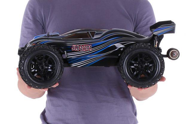 The RC Monster Truck JLB Racing 21101