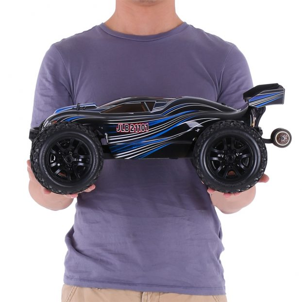 The RC Monster Truck JLB Racing 21101