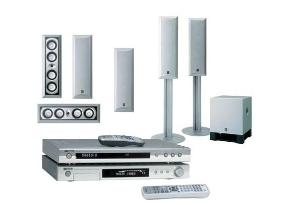 High-Tech Sound System For Home Improvement