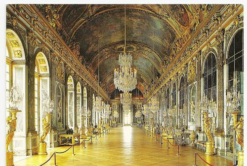 Castle of Versailles by manchot6150 from Flickr.com