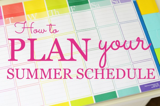How-to-plan-your-summer-schedule-A-Bowl-Full-of-Lemons