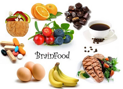 Few Brain Foods For Better Concentration
