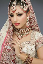 All About Indian Bridal Wear