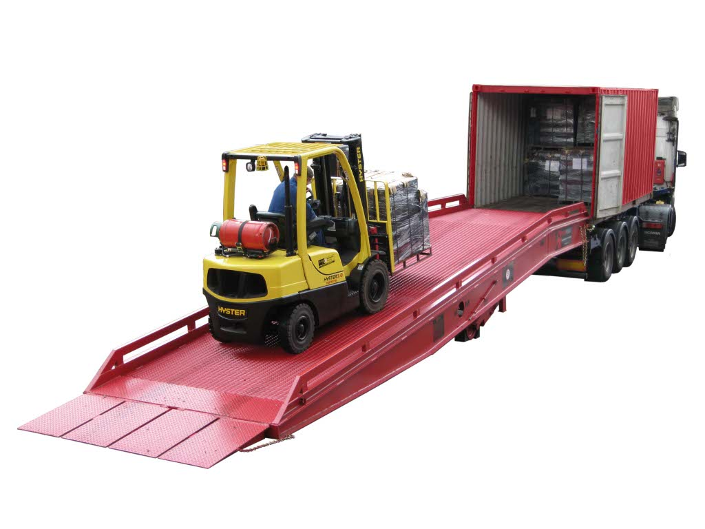 Freight Handling Center: Using Yard Ramp To Increase Business Productivity