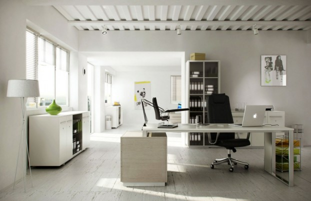 8 Tricks To Spruce Up Your Home Office