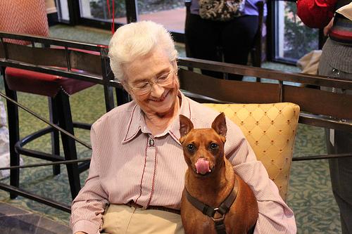 Finding Transitional Senior Living