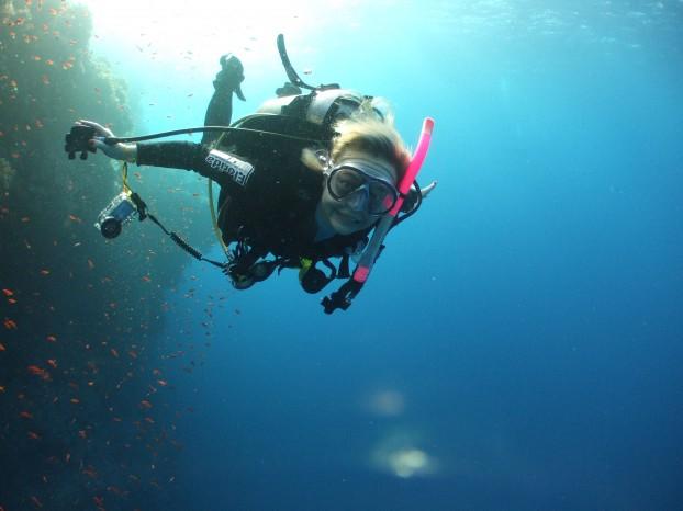 Scuba Diving In The UK