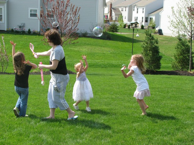 Child's Play - 5 Steps To Making Your Yard Safer For Children