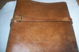 custom leather