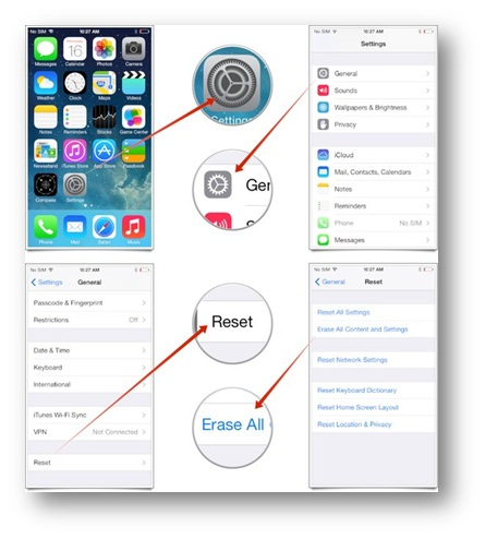 2 Tips when Using iPhone or iPad-Erase Information and Play Flash SWF