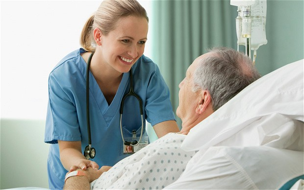 Becoming A Nurse In The United Kingdom