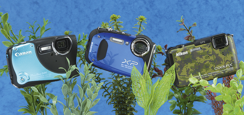 Tips For Buying Underwater Cameras