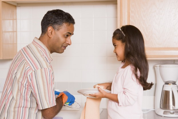Fun Ways To Get Kids Involved In Household Activities
