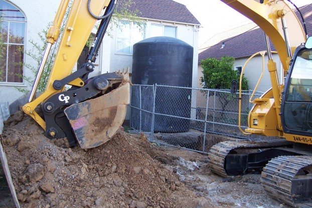 The Benefits Of Constructing A Backyard Storage Tank