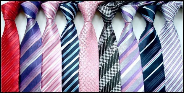 Buying A Tie For A Boy or Young Man