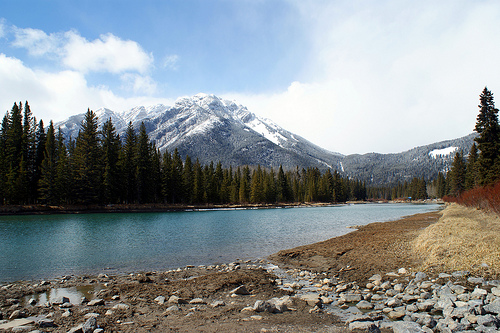 Find Inspiration In Canada's Rocky Mountains
