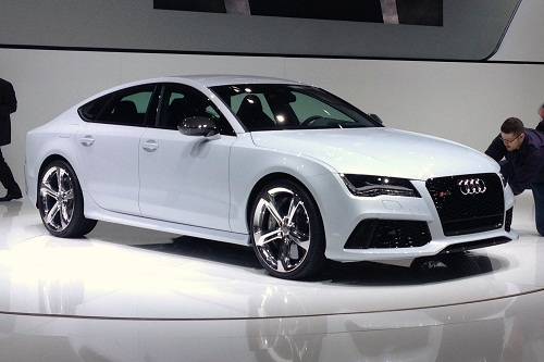 The Audi A7: Review