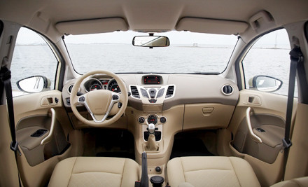 Interior Detailing On Luxury Cars