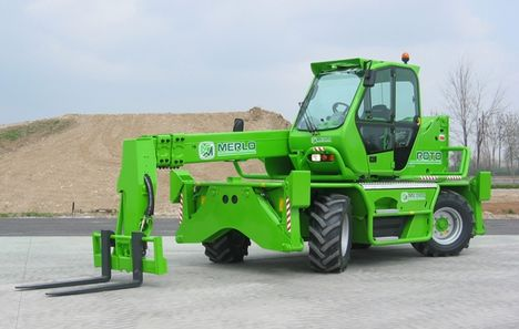 4 Situations For A Roto Telehandler
